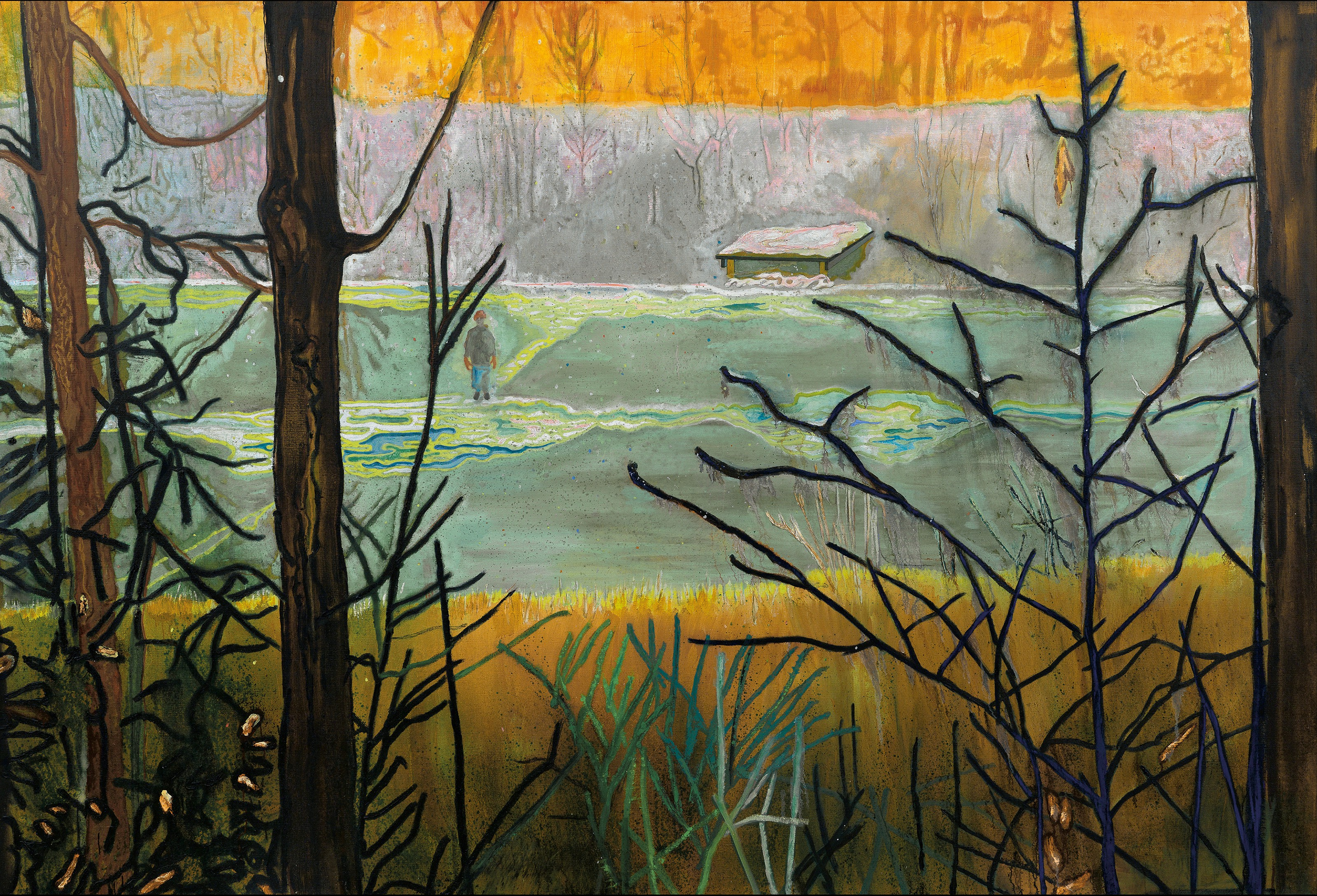 Peter Doig - Almost Grown