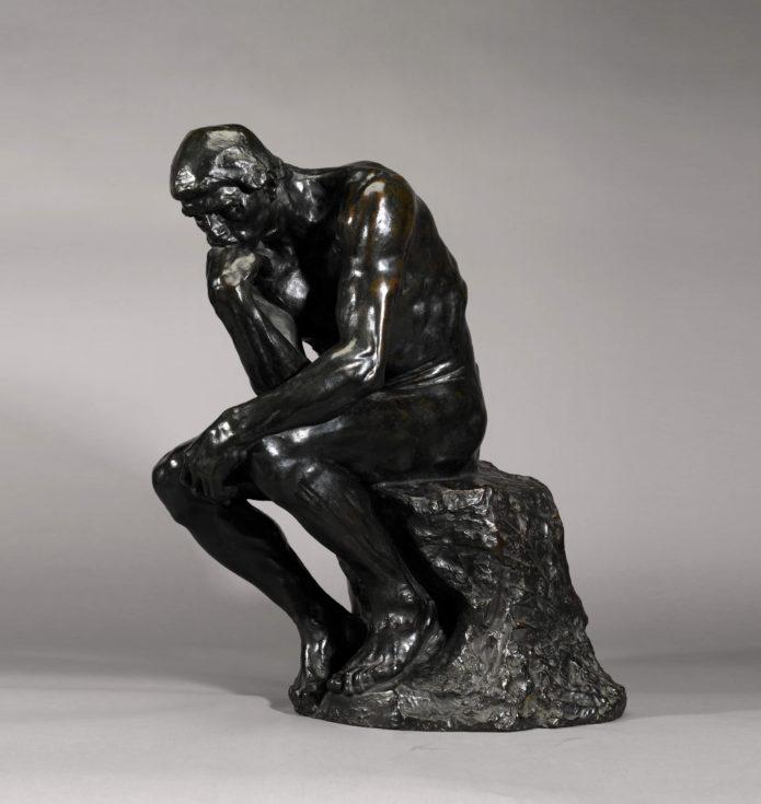 Auguste Rodin - Le Penseur